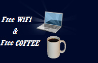 Free Wifi at Lefferts Laundry in Ozone Park, surf the net while you fold your clothes